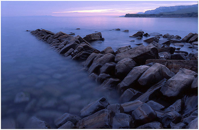 EFIAP Kimmeridge Evening