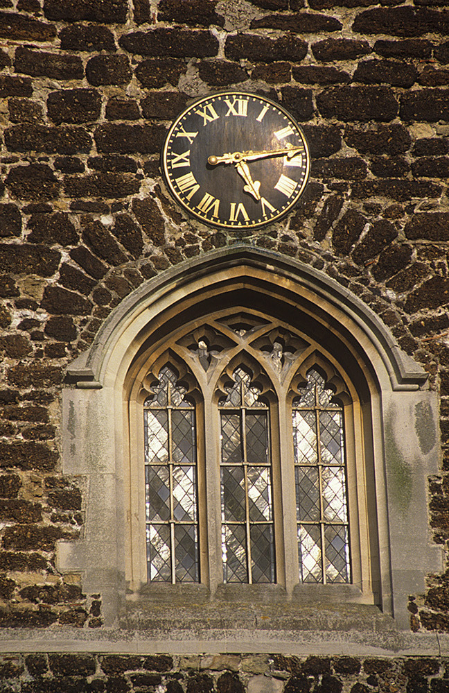 All Saints Church Clock, Wokingham