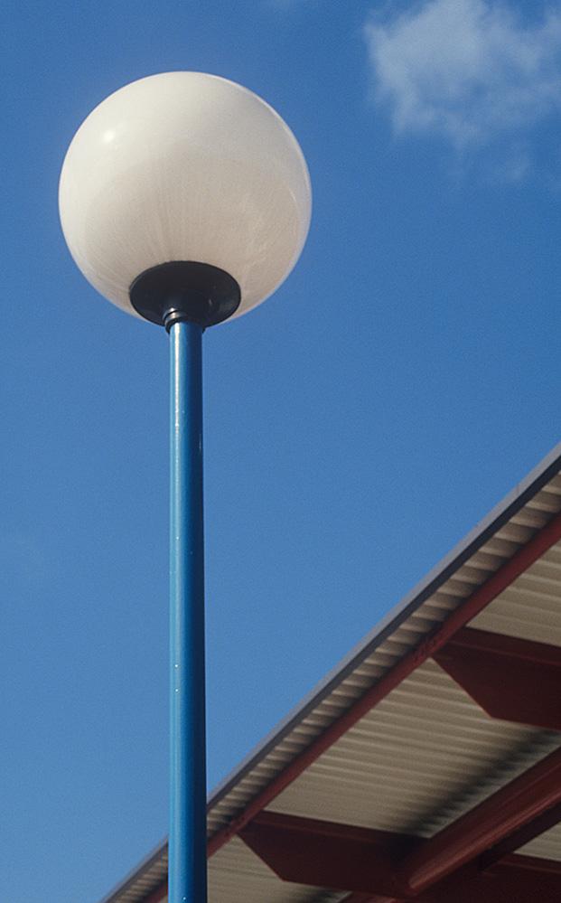 Modern Lamppost, Wokingham
