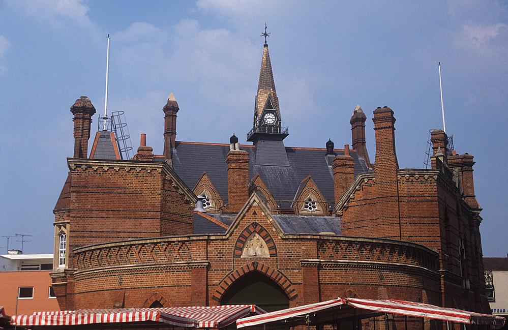 The Town Hall, Wokingham