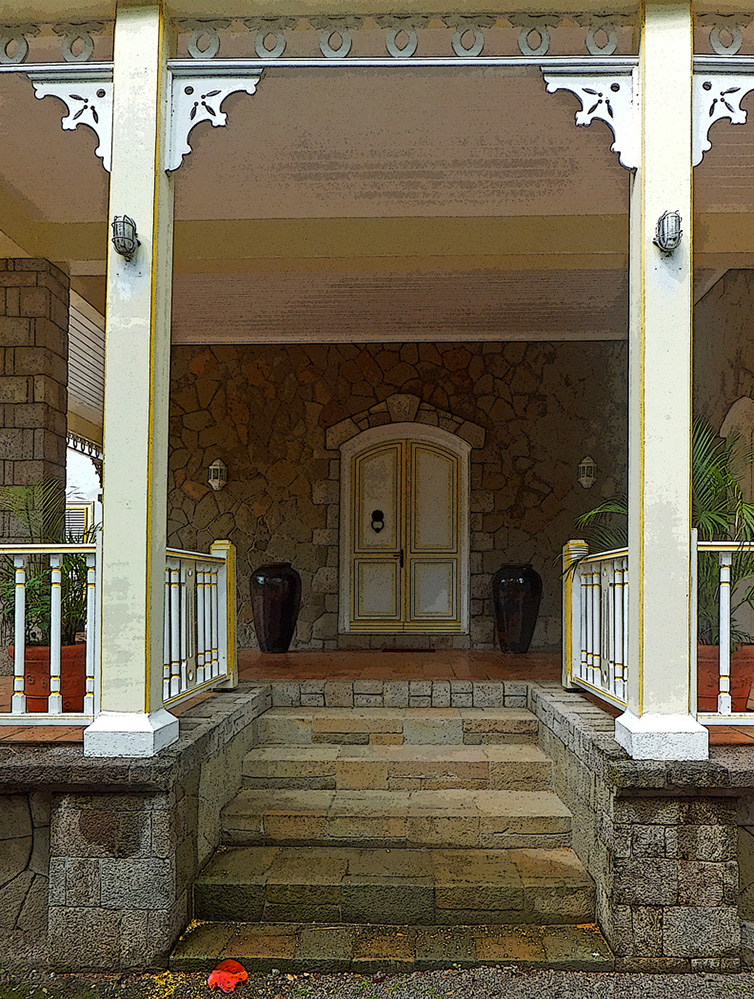 St Lucia Plantation House