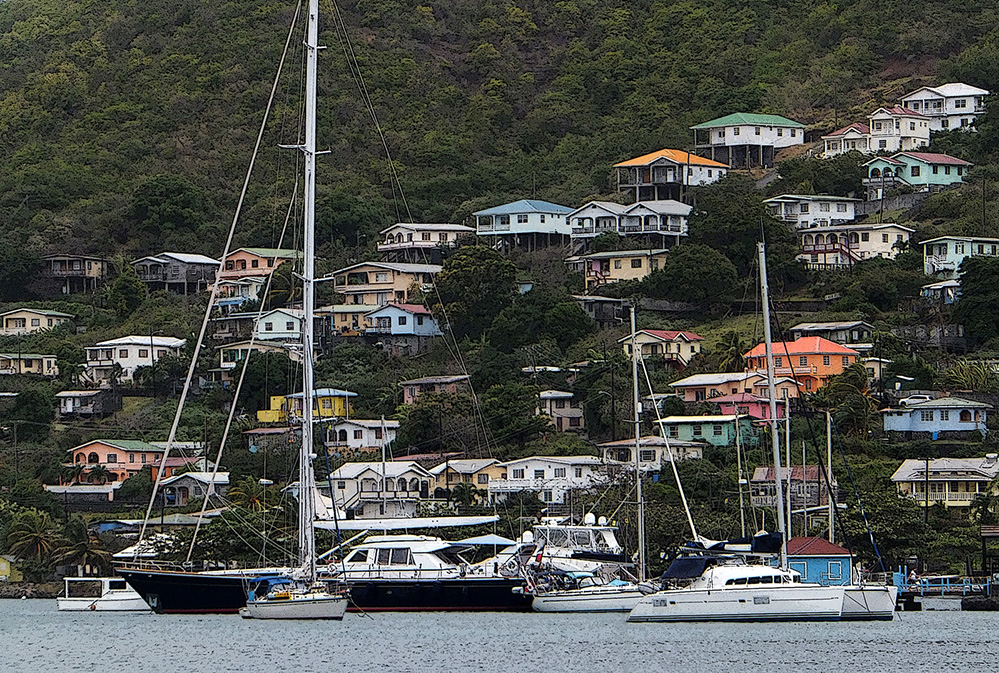 St Vincent and the Grenadines Yachts and Houses, Port Elizabeth, Bequia