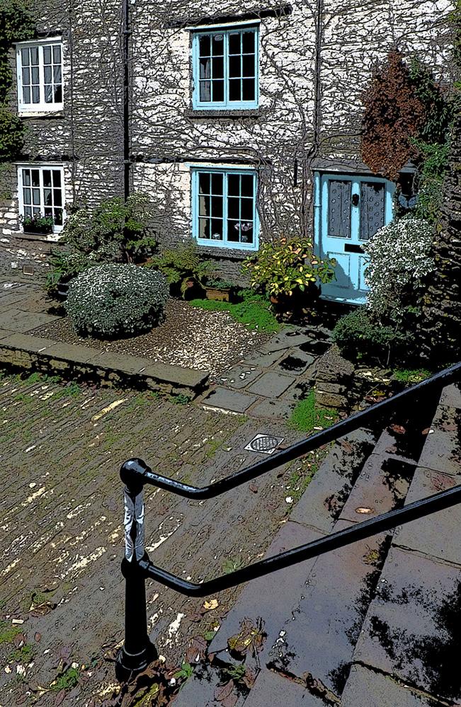 Blue Door, Tetbury