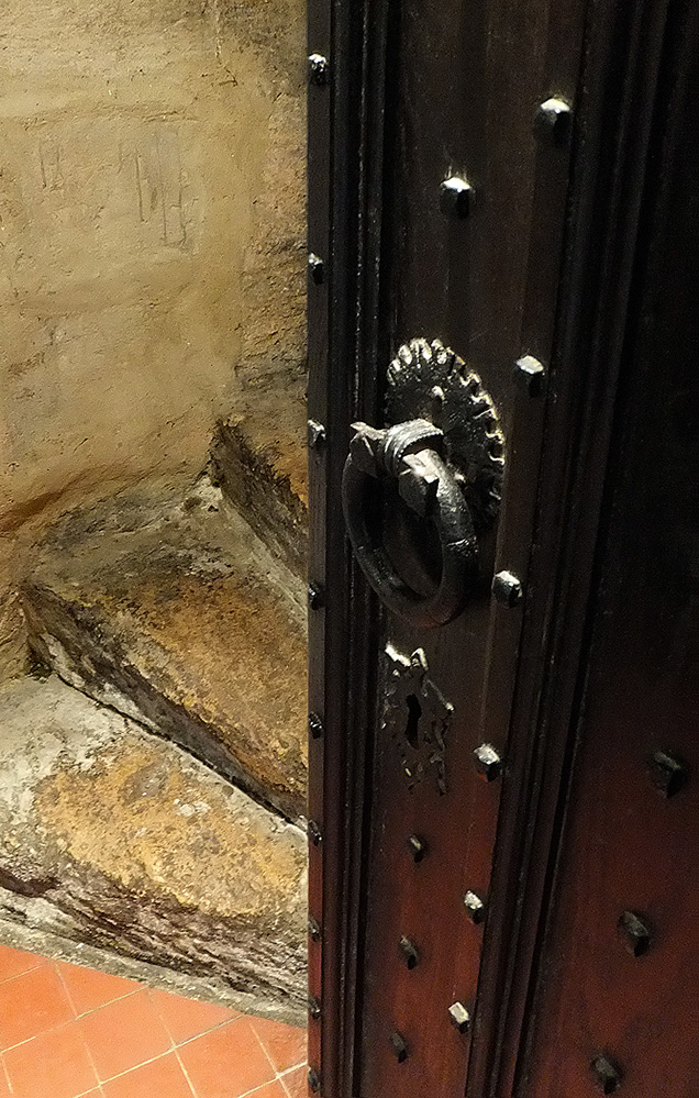 Church Door, Cirencester