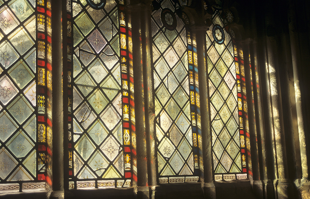 Cloister Windows, Gloucester Cathedral