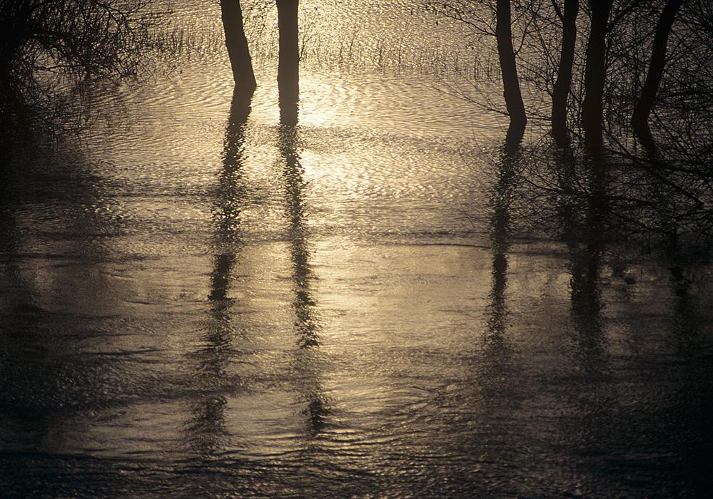 Floodwater, Tewkesbury