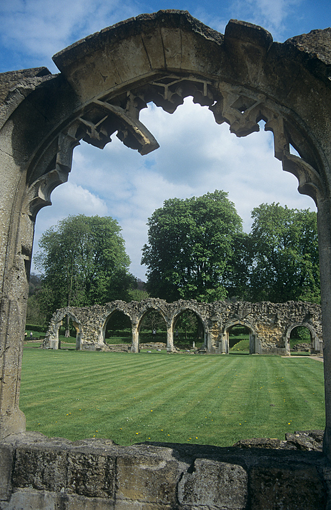 Hailes Abbey, near Winchcombe