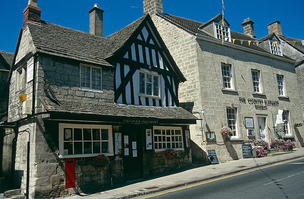 Painswick Post Office