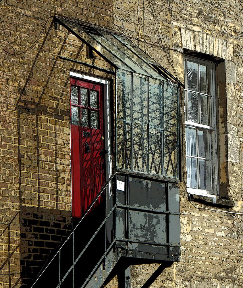 Red Door, Cirencester
