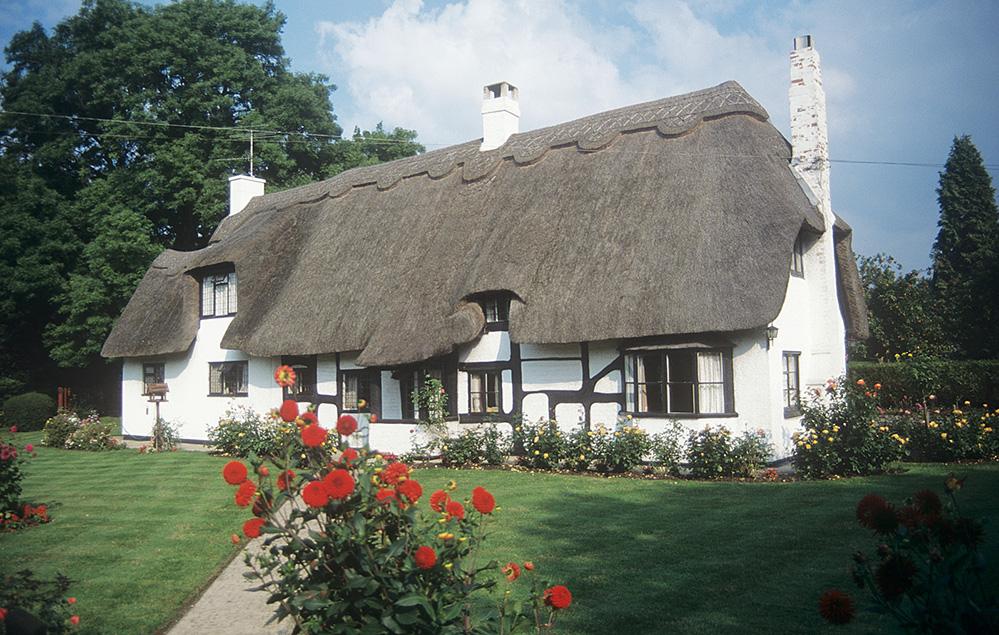 Thatch Cottage, Upton St Leonards
