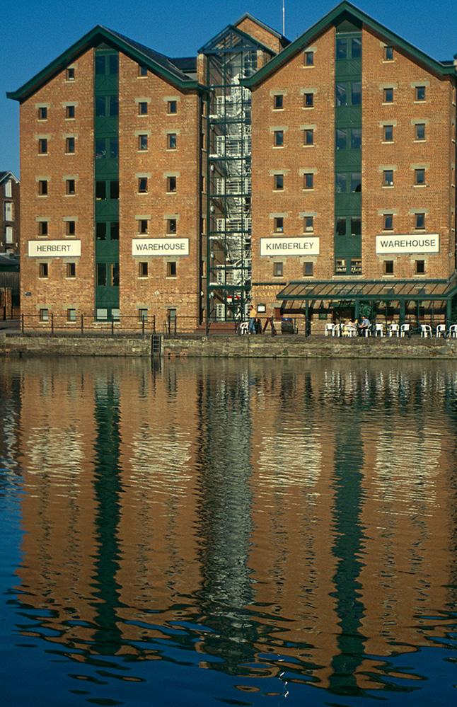 Warehouses, Gloucester Docks