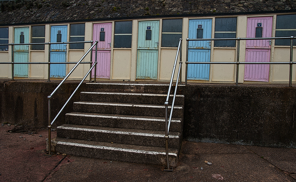 Door Colours, Sidmouth