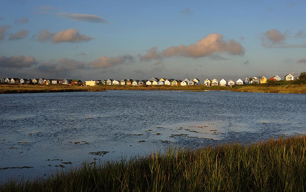 Beach Huts, Hengistbury