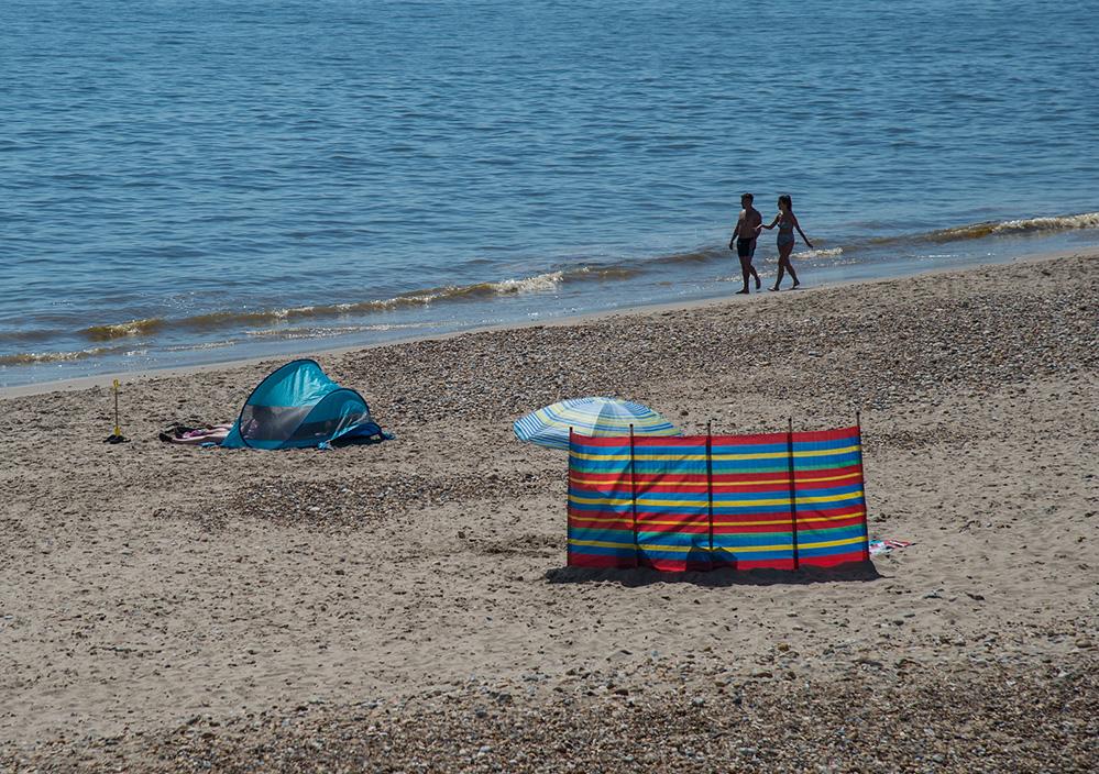 Beach Stroll, Southbourne