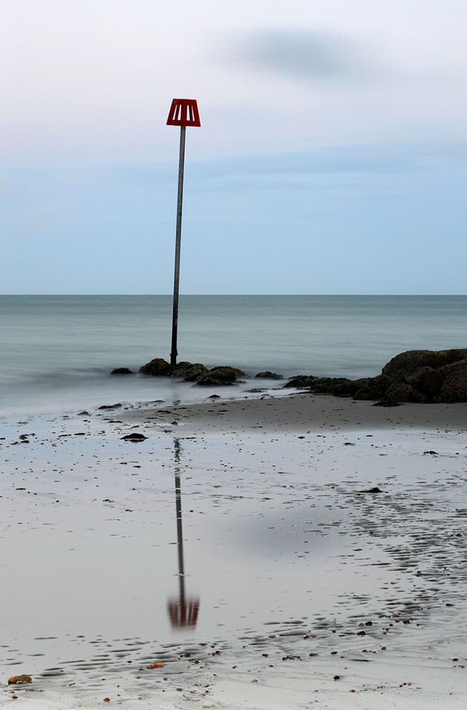 By the Shore, Hengistbury