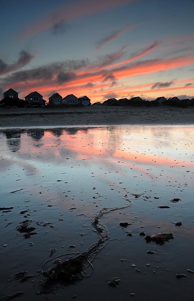 Hengistbury Sunset