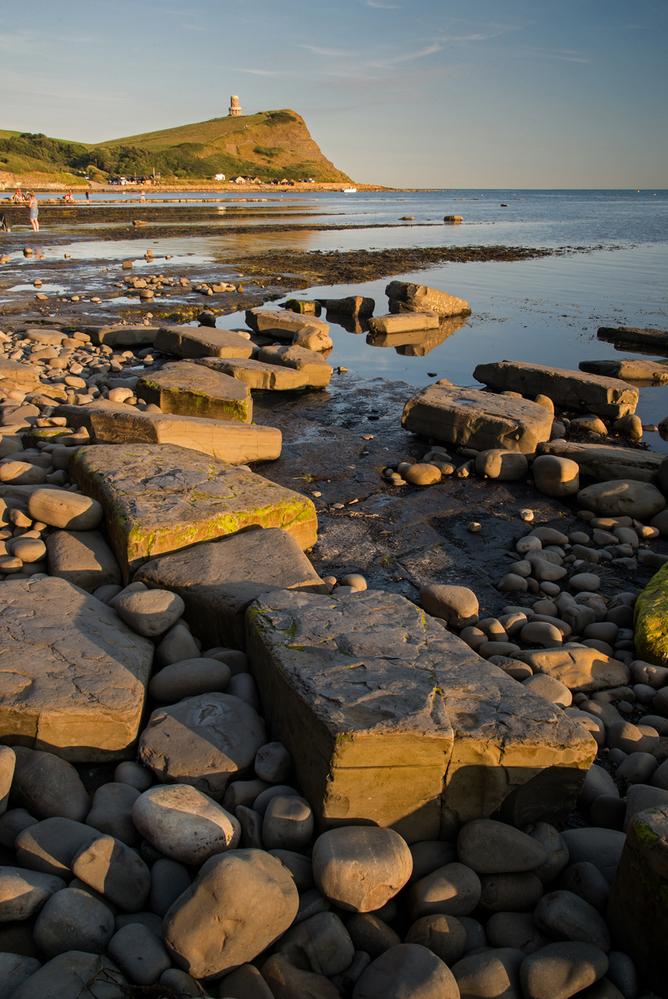 Kimmeridge Beach 2