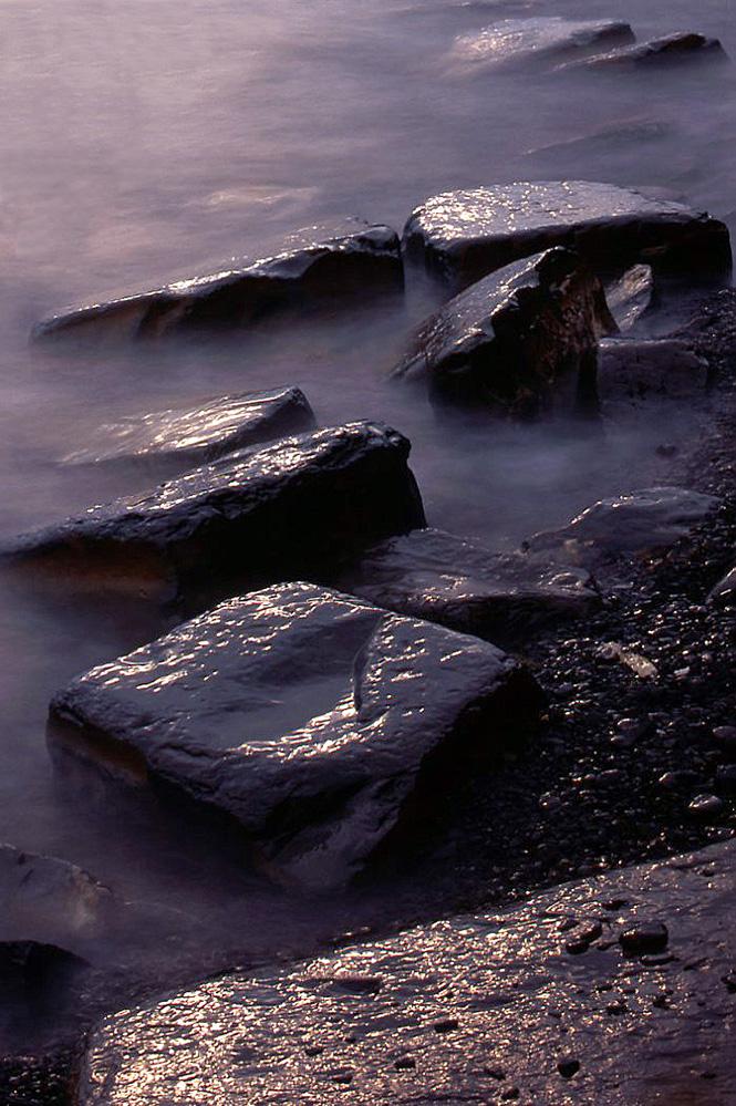 Shining Rocks, Kimmeridge Bay