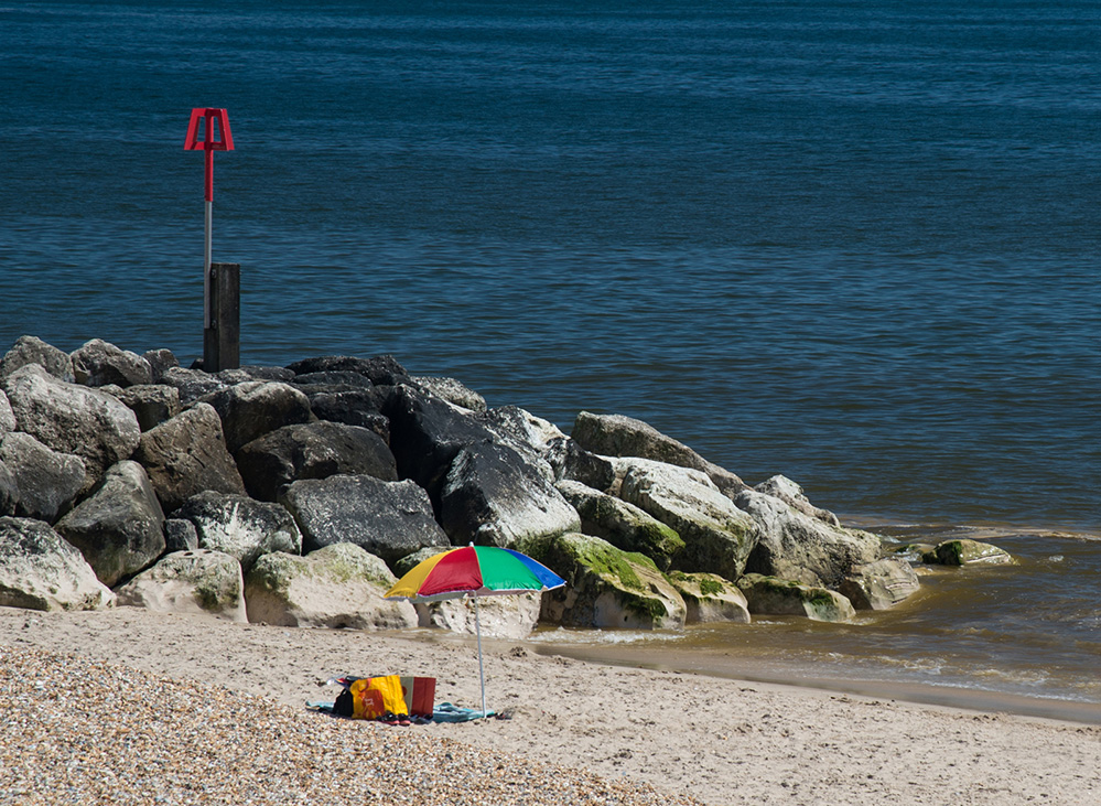 The Coloured Umbrella, Southbourne