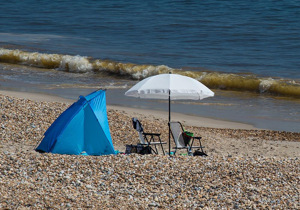The White Umbrella, Southbourne