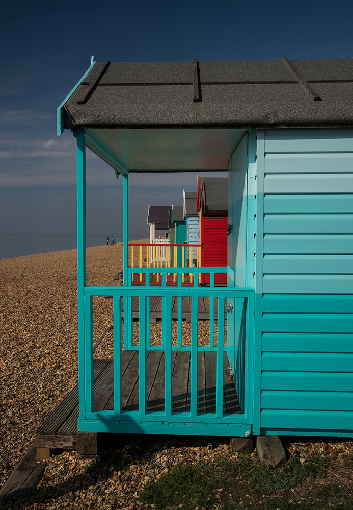 Beach Huts, Milford on Sea 1