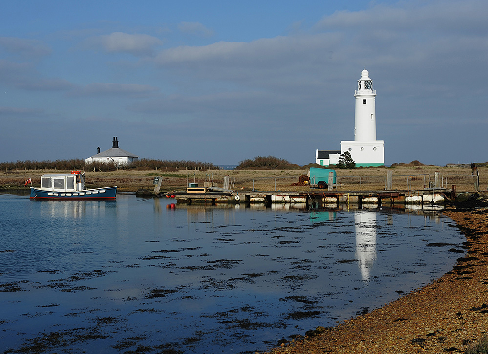 Lighthouse, Hurst Castle 1