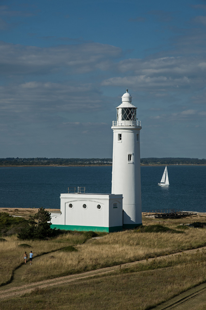 Lighthouse, Hurst Castle 2