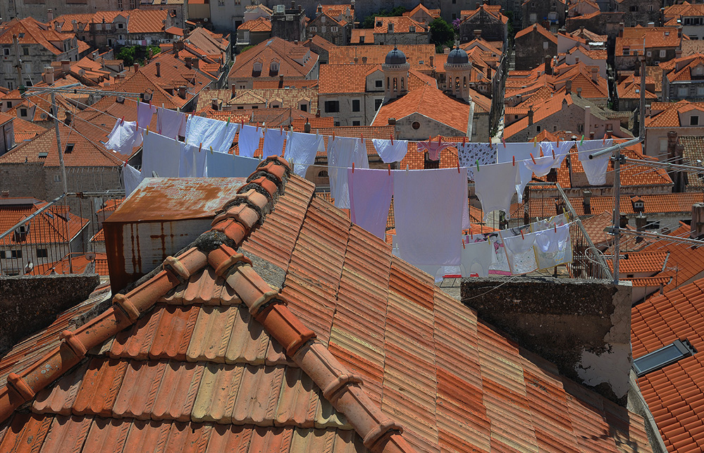 Europe Roofscape, Dubrovnik