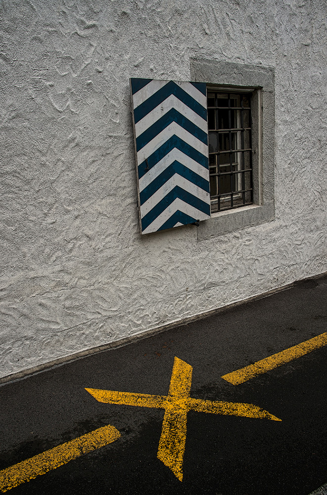 Europe Street Patterns, Luzern
