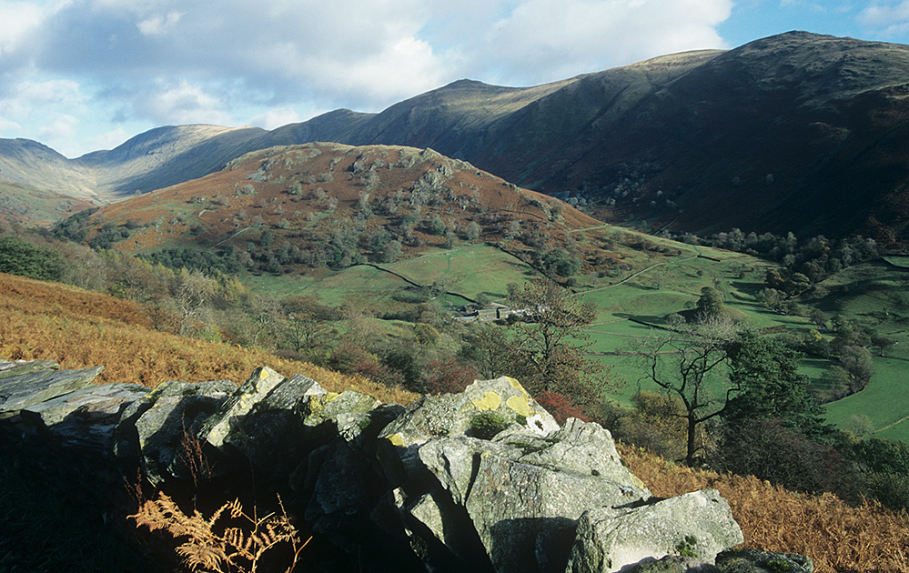 Towards High Street, above Troutbeck