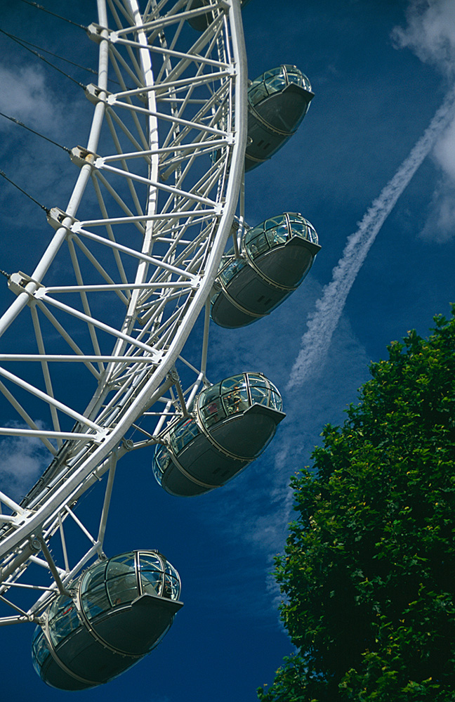 London Eye Curves