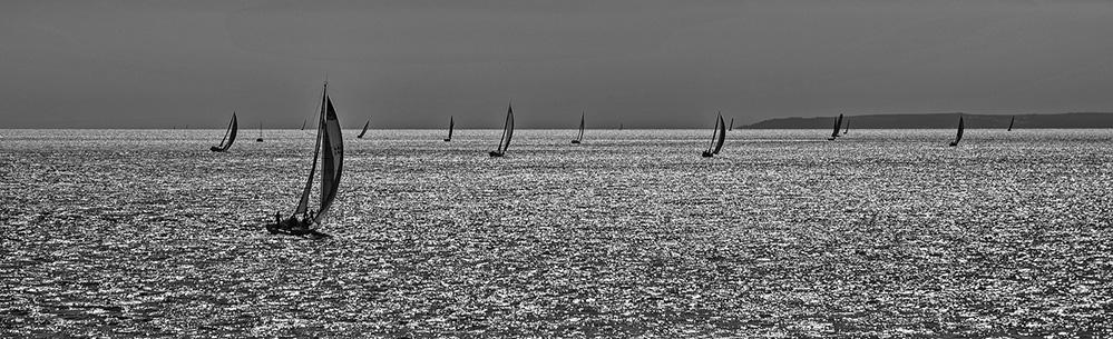 Sailing Yachts, Christchuch Bay