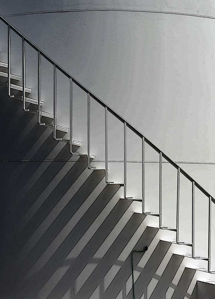 Silo Steps