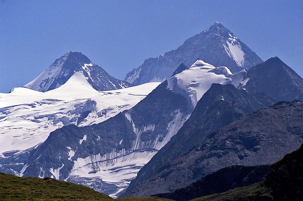 Dent Blanche, Swiss Alps