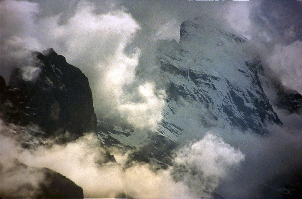 Eiger Sanctuary, Swiss Alps