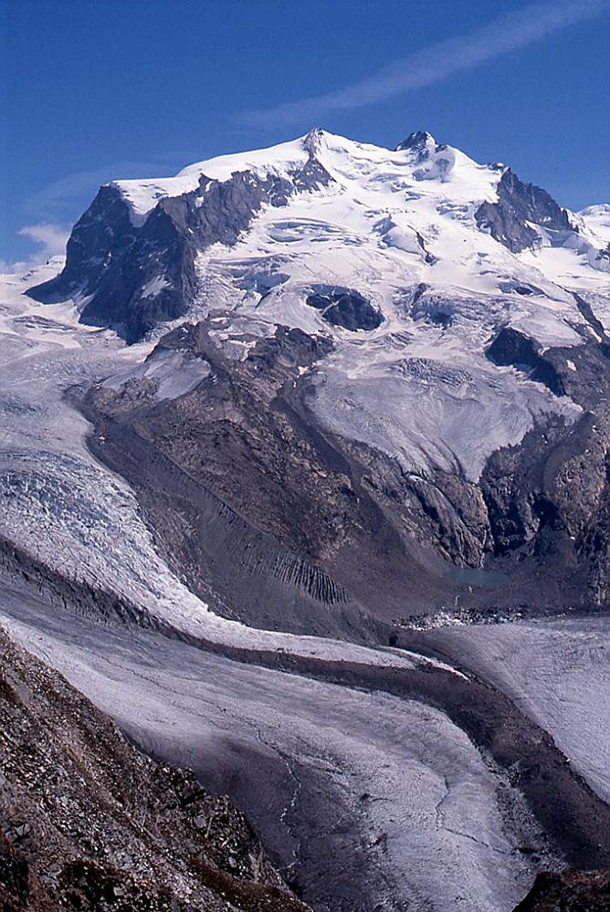 Monte Rosa, Swiss Alps