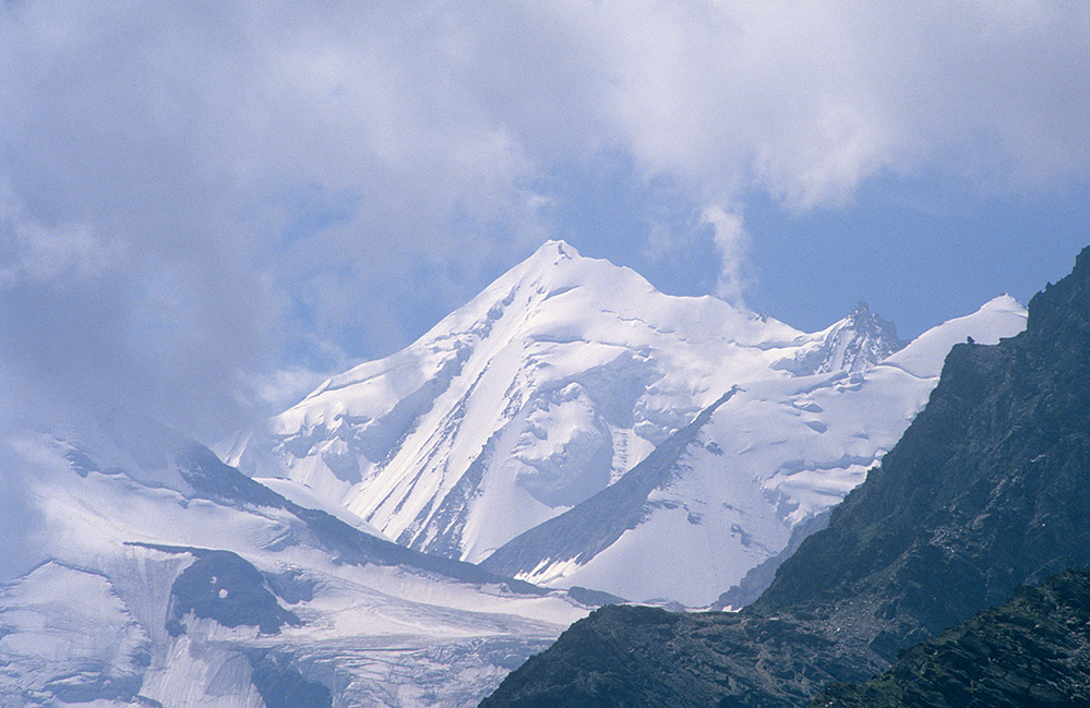 Weisshorn, Swiss Alps
