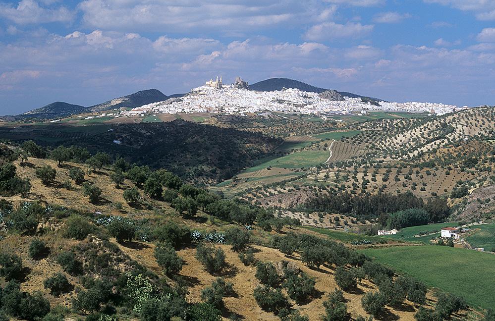 Olvera, Andalucia