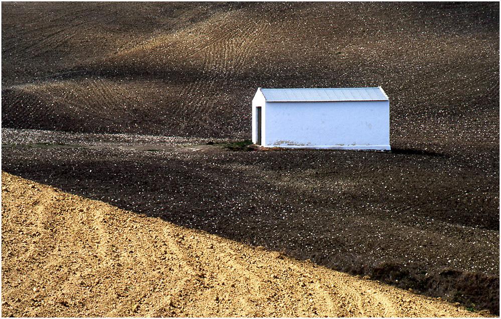 The White Barn, near Ronda, Andalucia