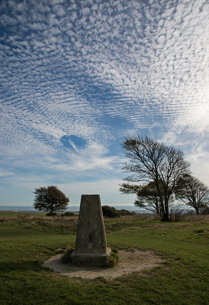 Cloudscape from Cissbury Ring 2