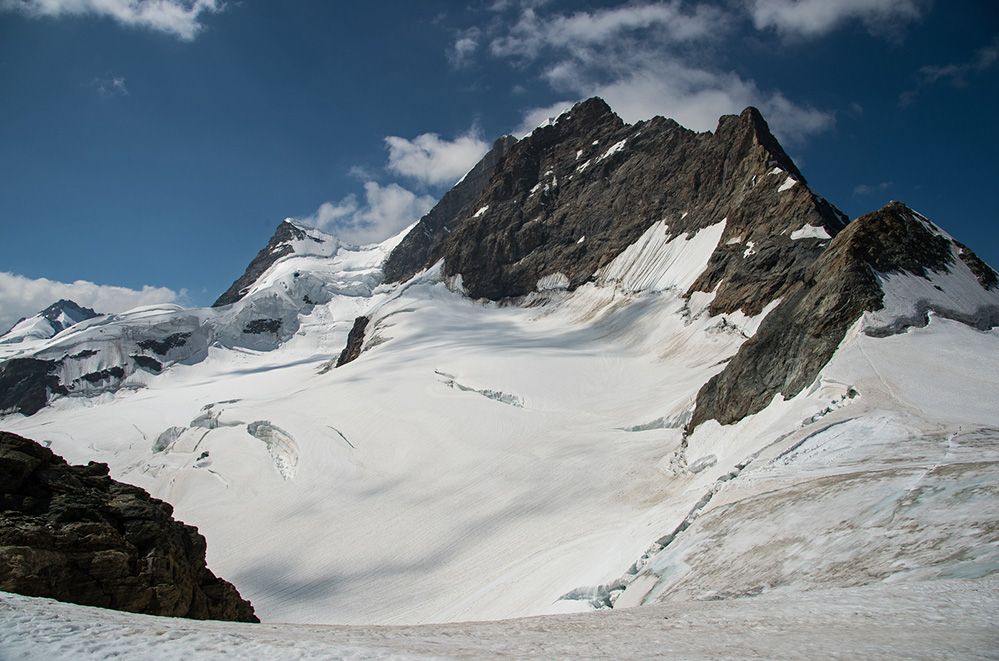 Jungfrau from Jungfraujoch 1