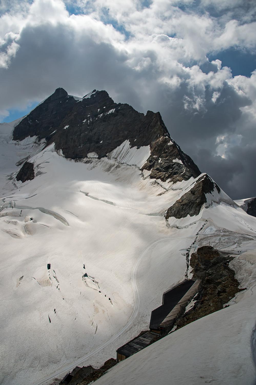 Jungfrau from Jungfraujoch 2