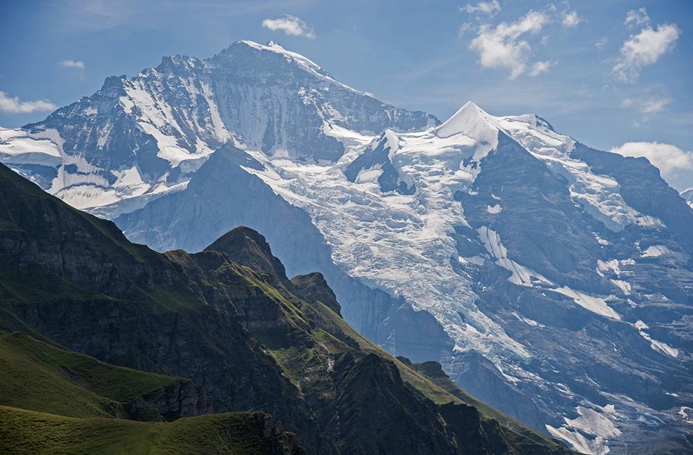 Jungfrau from Mannlichen