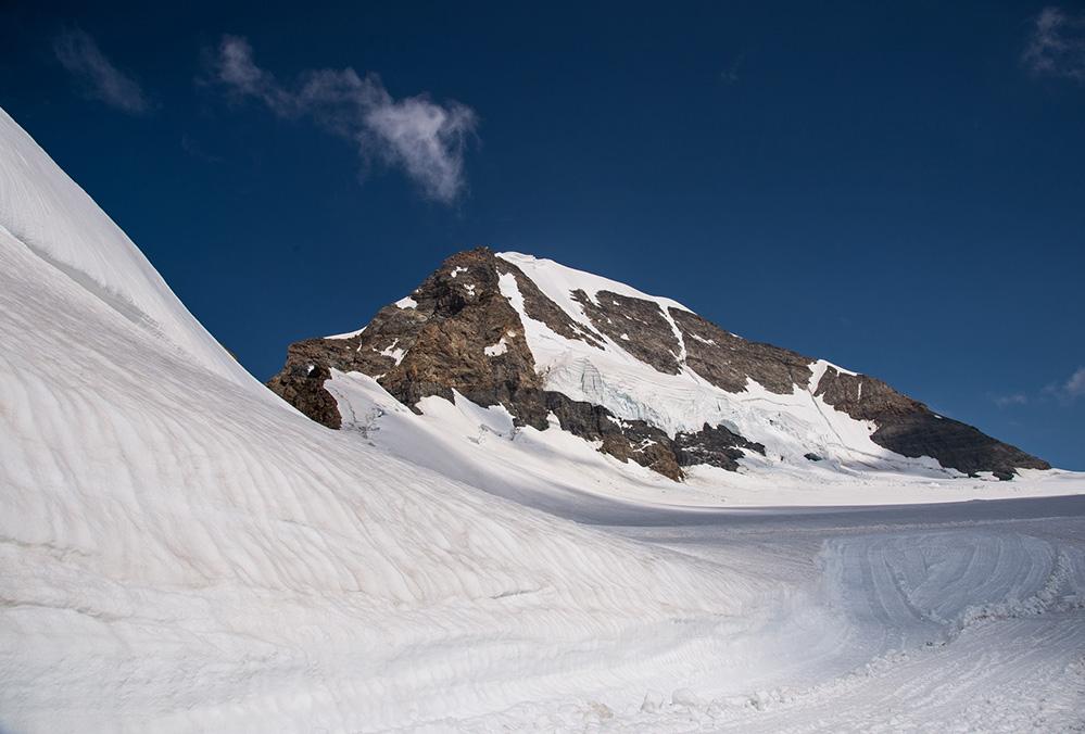 Monch from Jungfraujoch 2