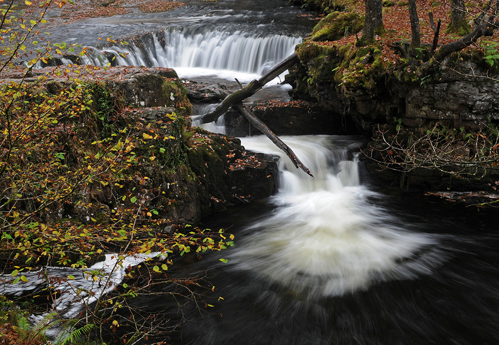 Horseshoe Falls, Brecon Beacons 2