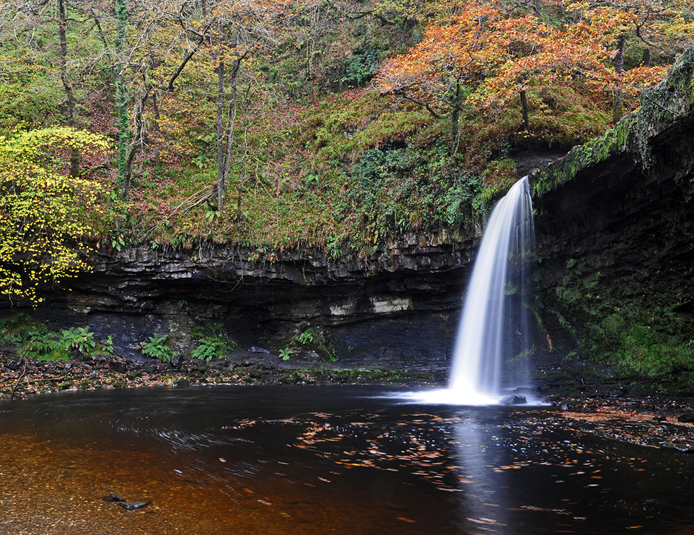 Lady Falls, Brecon Beacons 1