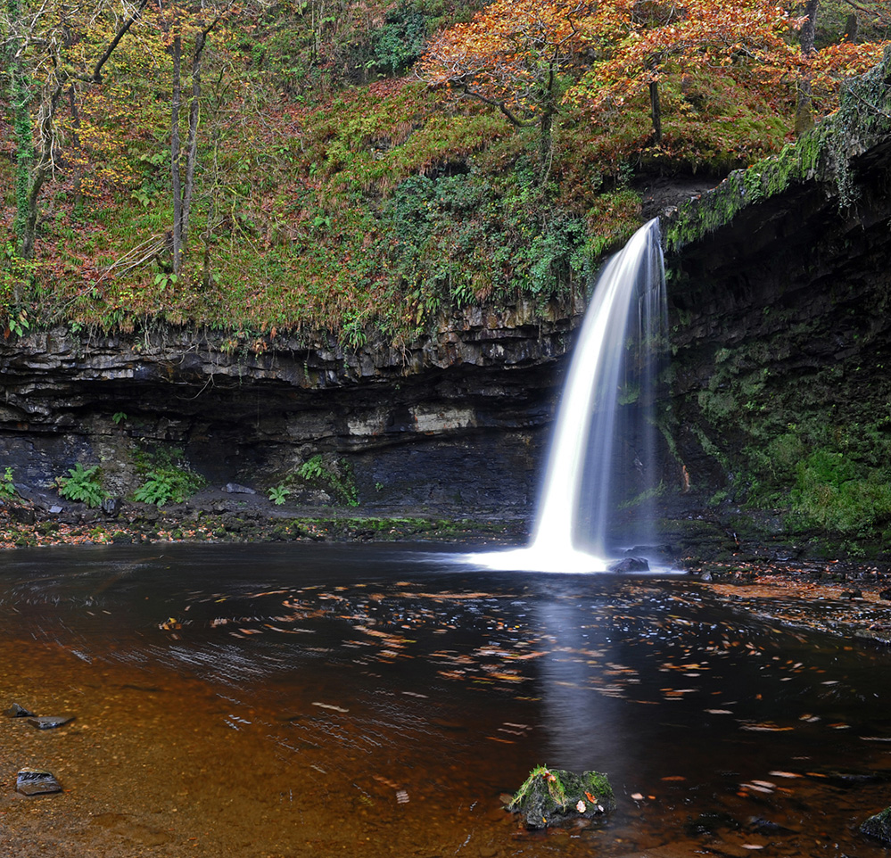 Lady Falls, Brecon Beacons 2