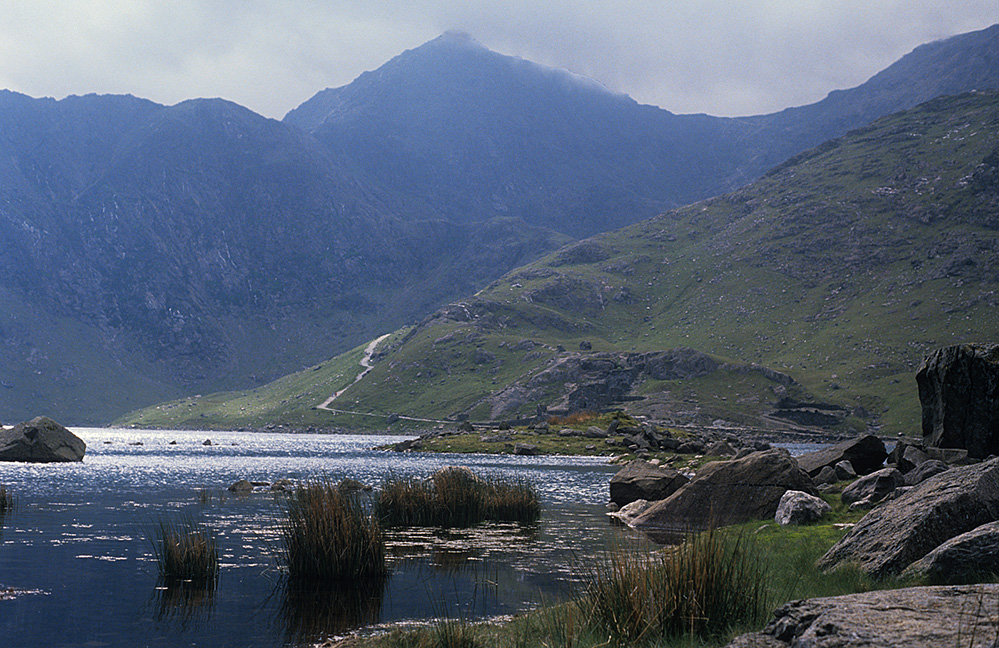 Snowdon and Glaslyn, Snowdonia