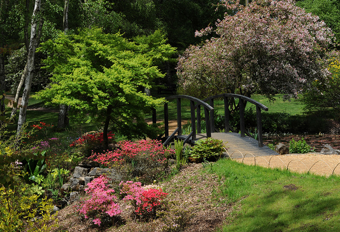 spring garden bridge park - photo #15